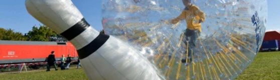 Suggested ZORB® Events